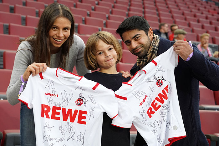 Trikots 1. FC Köln